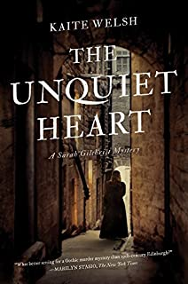 Book Cover: UNQUIET HEART