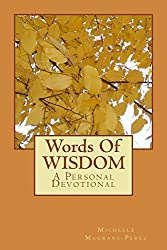 Words Of WISDOM: A Personal Devotional