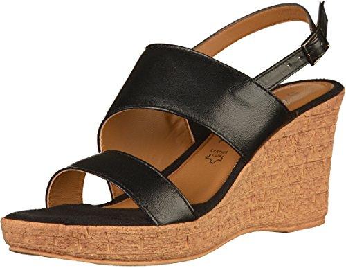 S.oliver 5-28300-20 Sandali Da Donna Nero