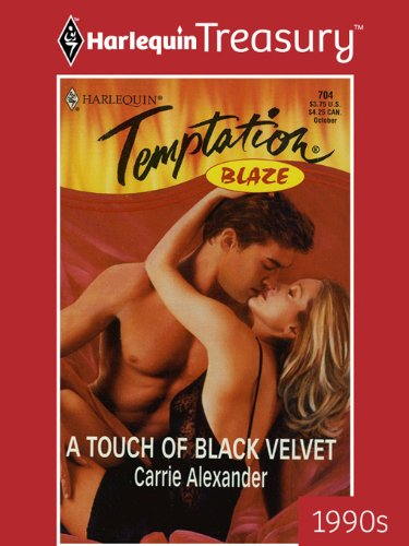 a touch of black velvet alex ander carrie