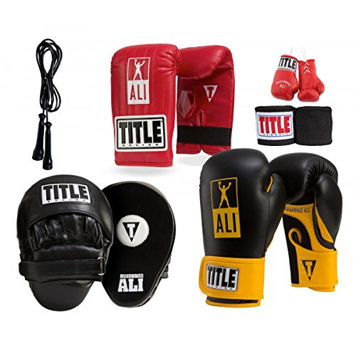 Title Boxing Ali Youth Boxing Set 2 by Title Boxing