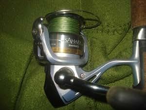 Shimano Sahara 2500 FD Spinning Reel