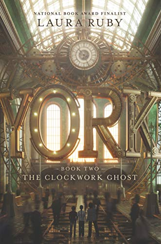 York: The Clockwork Ghost for sale  Delivered anywhere in USA