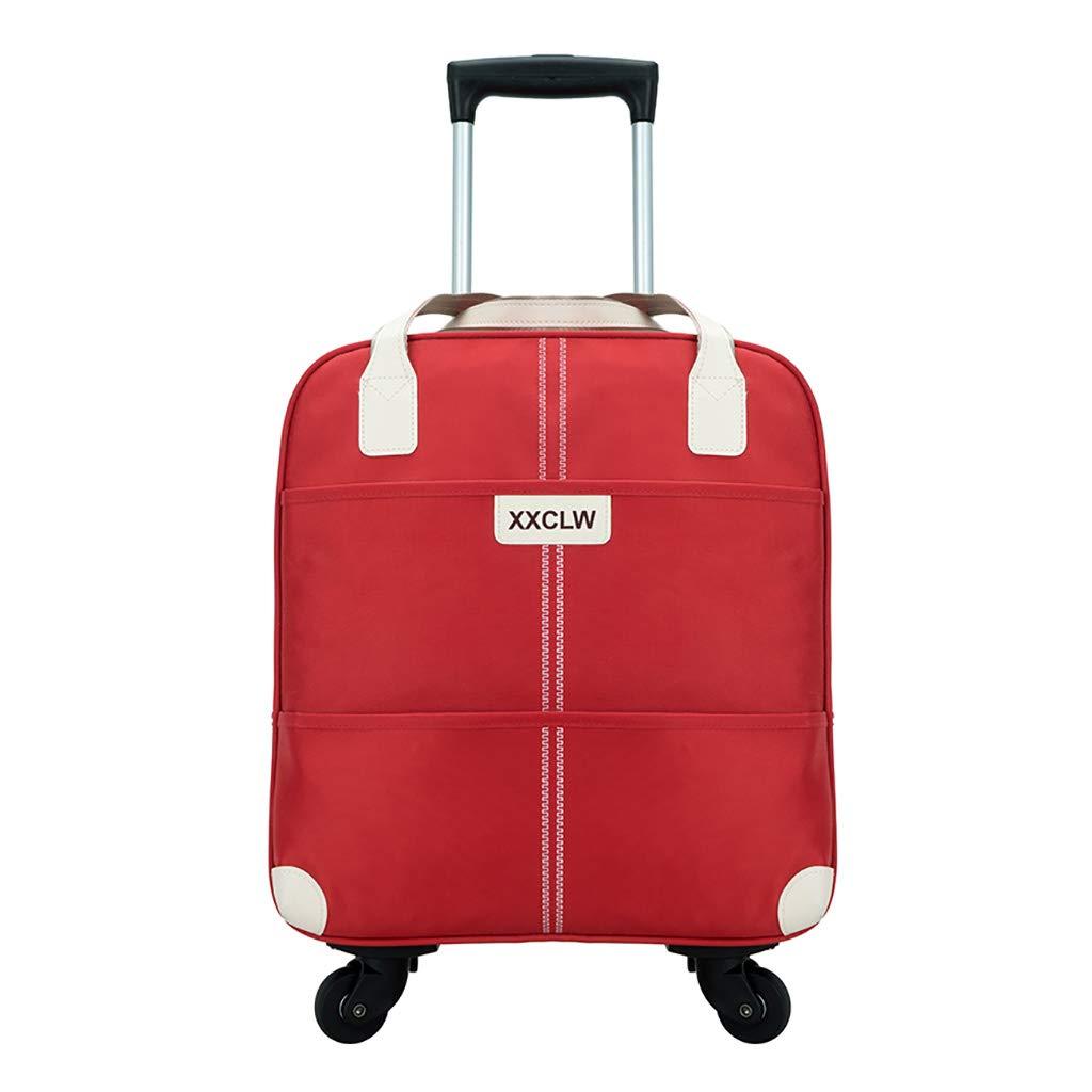 スーツケース トロリーケース4輪出張旅行外出トロリーバッグ大容量ライトトラベルバッグトラベルバッグドラッグバッグハンドバッグトランク旅客ボックスバックパック (色 : A10, サイズ さいず : 45CM) 45CM A10 B07FPPPMQQ