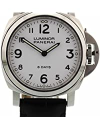 Luminor mechanical-hand-wind mens Watch PAM00561 (Certified Pre-owned)