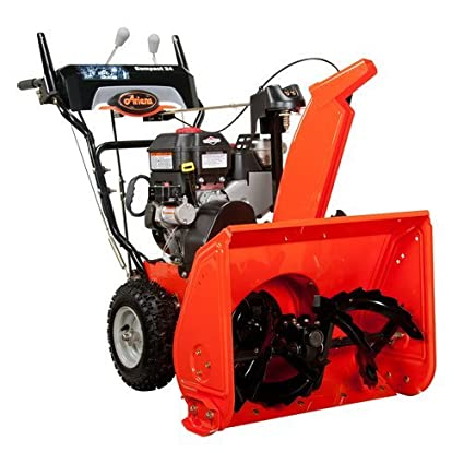 Snow Blower 24 >> Amazon Com Ariens Compact 24 In 2 Stage Snow Blower 208cc