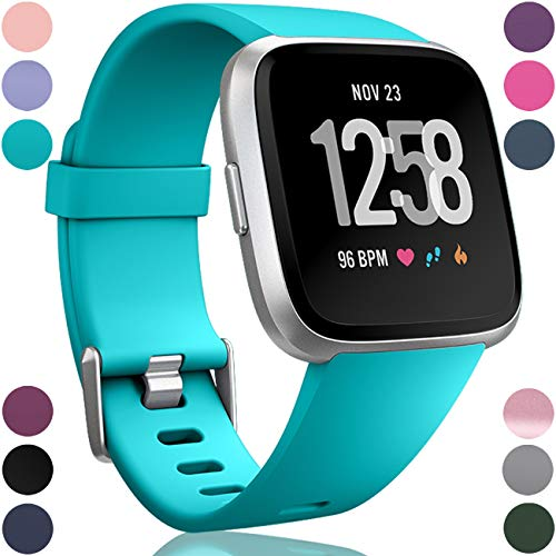 best Fitbit Versa bands for working out