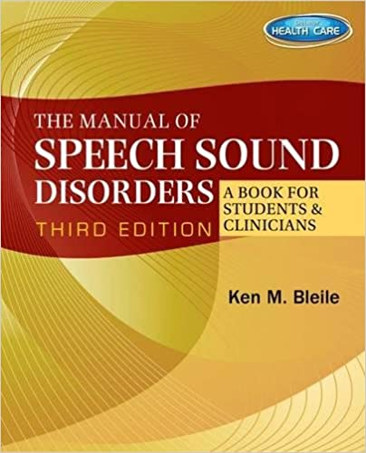 [\ ZIP /] The Manual Of Speech Sound Disorders: A Book For Students And Clinicians With CD-ROM. verbs Studies Areas research Royal