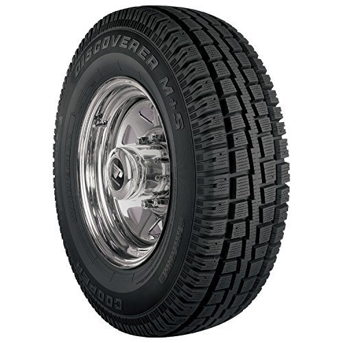 Cooper Discoverer M+S Winter Radial Tire - 275/60R20 119S