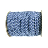 Paracord Planet Nylon 7 Type III Strand Inner Core Paracord - 100 Feet, Bucky Blue Camo