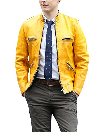 Giacca Red Smoke Piumino Uomo Yellow XzHw5CqHx