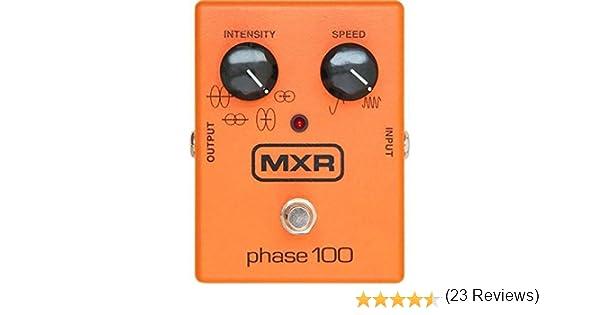Dunlop M-107 mxr classics Phase 100 también para teclados y voz ...