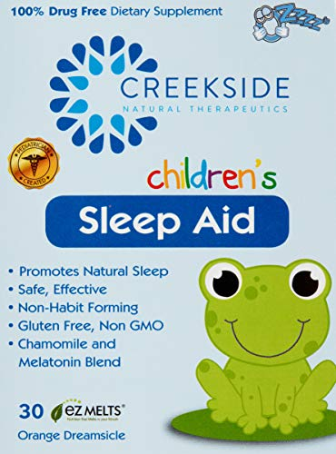 Creekside Natural Therapeutics Children's Sleep Aid