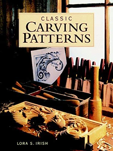 classic carving patterns - 8