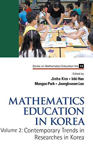 Mathematics Education in Korea: Volume 2: Contemporary Trends in Researches in Korea