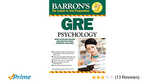 Amazon barrons gre psychology 7th edition 9781438005737 amazon barrons gre psychology 7th edition 9781438005737 laura freberg edward l palmer phd sharon l thompson schill phd books fandeluxe Image collections