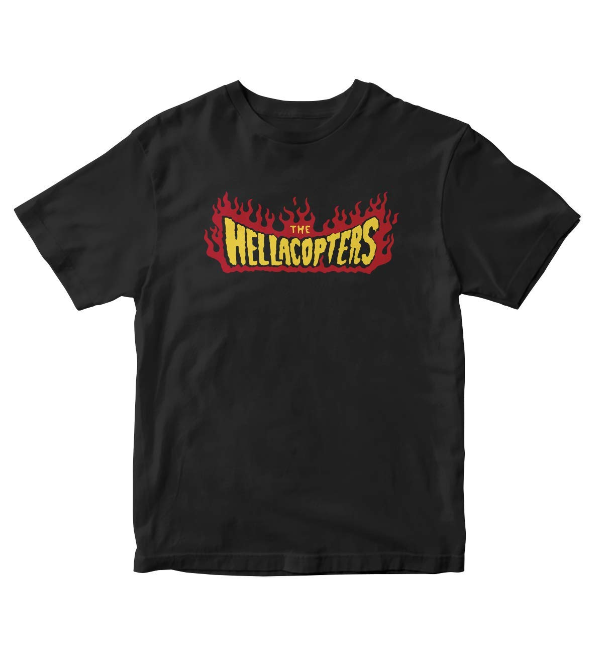 Tjsports The Hellacopters Band Black Shirt S Music 129