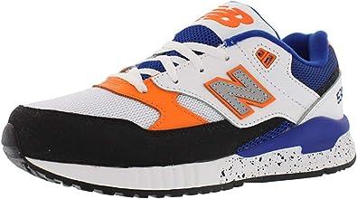 Zapatillas New Balance KL530 Naranja 37 Naranja: Amazon.es: Zapatos y complementos