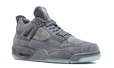 the best attitude bff1e de506 AIR Jordan 4 Retro KAWS Seaker/Running/Gym/Casual Shoes for ...
