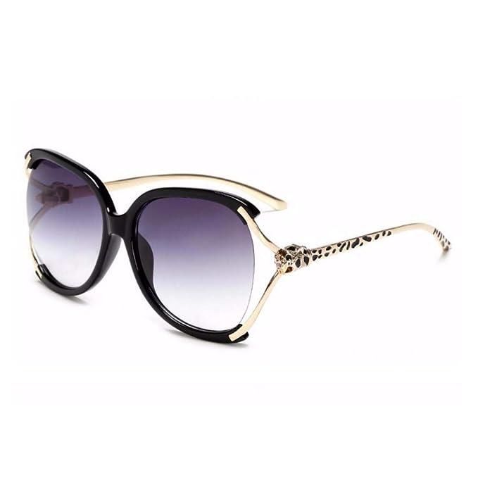 WBXZAL-gafas de sol Gafas de sol gafas de sol de las mujeres ...