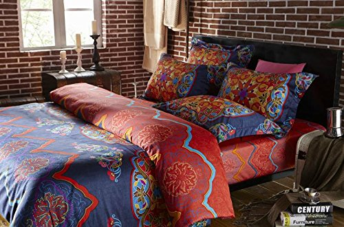 my luxury bedroom design indian stylish novelty moroccan comforters elegant persian multicolor jacquard vibrant twin size bohemian boho bedding comforter paisley blue bed bath set piece reversible products top classy