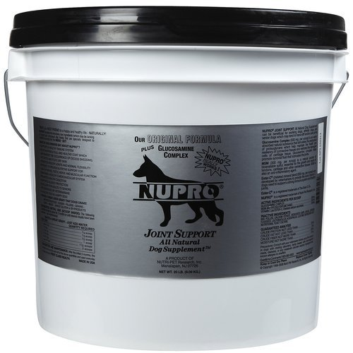 Nupro Supplements 330045 Joint Support for Pets, 20-Pound by Nupro