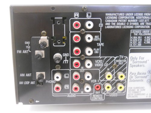 Technics Home Stereo Wiring Diagrams
