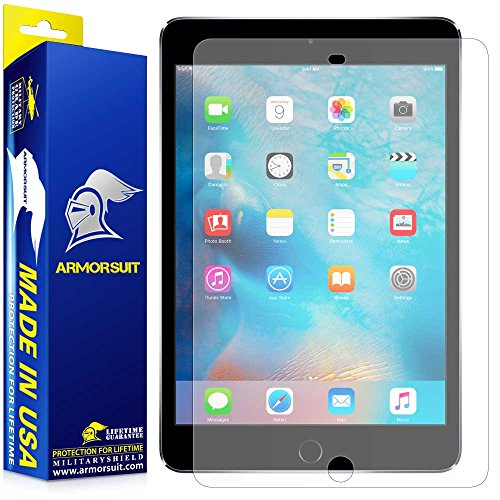 ArmorSuit MilitaryShield - Apple iPad Mini 4 Matte Screen Pr