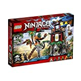 LEGO Ninjago Tiger Widow Island Playset 70604