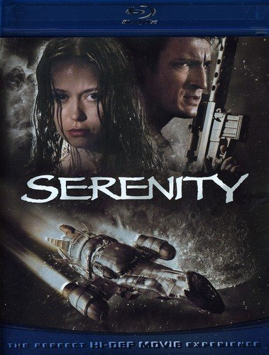 Blu-ray : Serenity (, Dubbed, Dolby, AC-3, Digital Theater System)