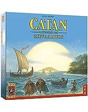999 Games - Catan: Zeevaarders Bordspel - Uitbreiding vanaf 10 jaar - Een van de beste spellen van 2012 - Klaus Teuber - Modular board - voor 3 tot 4 spelers - 999-KOL03B