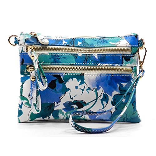 Turquoise Bag Clutch - 4