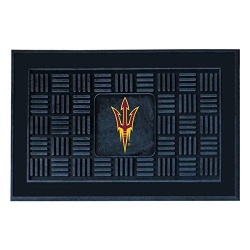 Ncaa Arizona State University - FANMATS NCAA Arizona State University Sun Devils Vinyl Door Mat