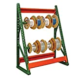 Storage-Pro Cable Reel Rack Starter Kit 36 H x 36 W x 18 D