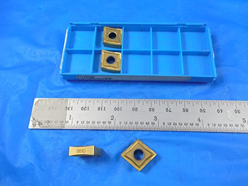 3 PCS NEW VALENITE CNGP 432 C5 12 04 08 9610 EDP 23756 CARBIDE INSERTS TOOLS