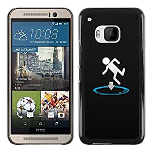 Impact Case Cover with Art Pattern Designs FOR HTC One M9 Funny Portal Drop Betty shop