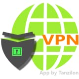 VPN App for kindle Fire devices (By Tanzilon)