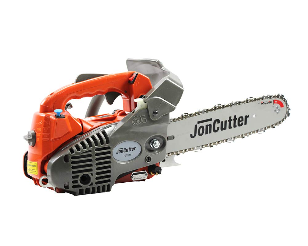 Farmertec 25.4cc JonCutter Prowler Puppy Top Handle Arborist Gasoline Chainsaw Power Head Without Saw Chain and Blade One Year Warranty