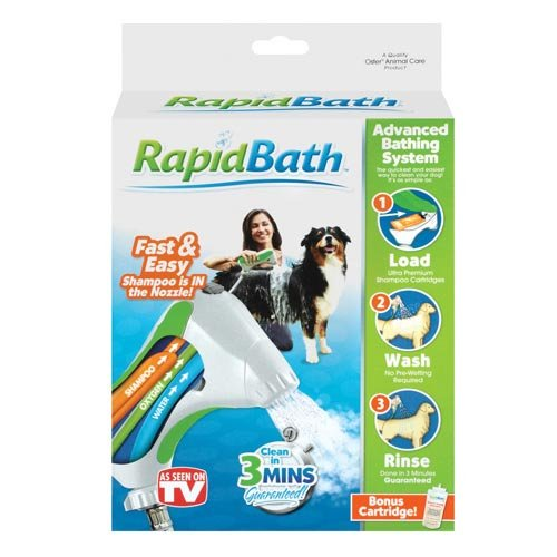 Rapid Bath Pet Bathing System (B003QJ1WXG)