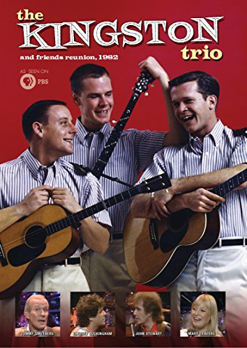 Kingston Trio - Kingston Trio And Friends Reunion 1982 (Kingston Video)