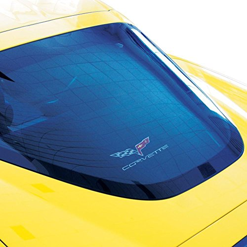 Corvette Rear Cargo Shade : C6 & Z06