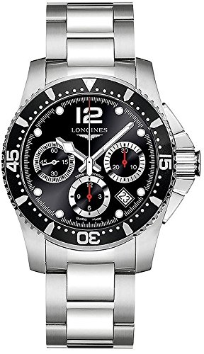 - Longines HydroConquest Stainless Steel Automatic Mens Watch L37444566