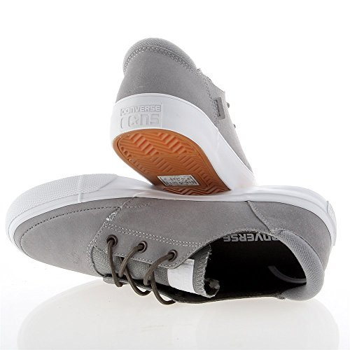Converse - Deck Star - Couleur: Gris - Pointure: 43.0
