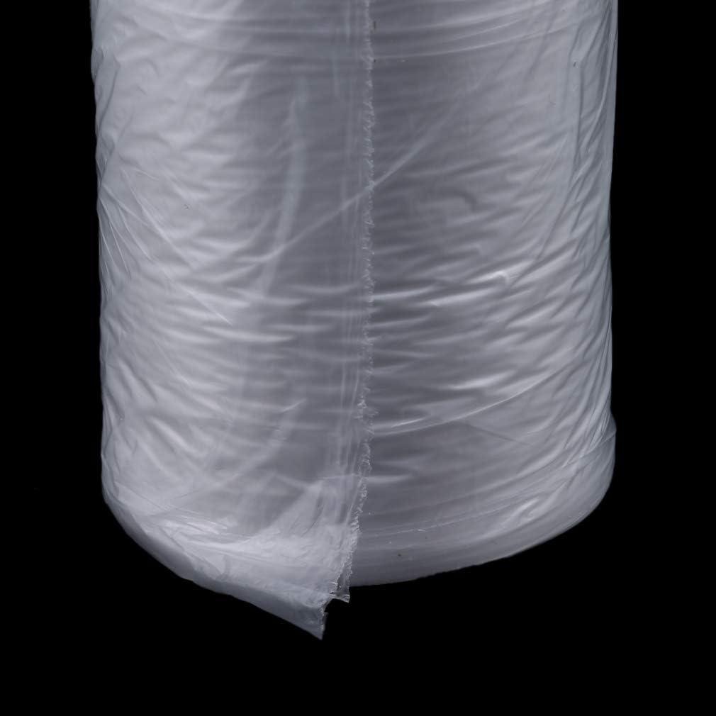 HYhy 20 * 30cm Bolsa de pl/ástico Transparente Transparente Bolsa de Almacenamiento de Alimentos para el hogar PE