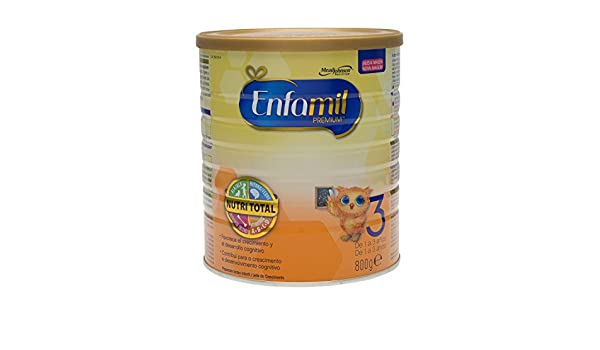 Enfamil 3 Premium 800g - Infant Milk - 12 Months and Older ...
