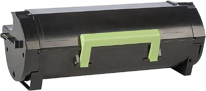 LEXMARK 60F1H00 601H 600HA Black Toner to MX310 MX410 MX510 MX610 High Yield 10K