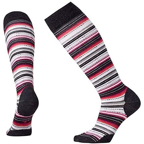 e83bd1896 Smartwool Women s Margarita Knee High Socks  Amazon.co.uk  Sports ...