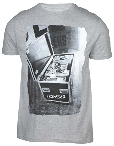 Converse Chuck Taylor All Star Mens Patch Logo T Shirt