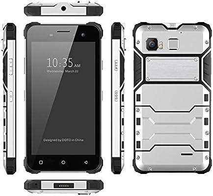 Robusto Smartphone NFC GPS 4G LTE Teléfono Móvil Octa núcleo ...