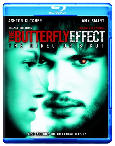 (The Butterfly Effect (Director's Cut & Theatrical Release) [Blu-ray])